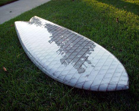 mike sheldrake 39 s cardboard surfboards core77 isogrid pinterest surfboards and surf. Black Bedroom Furniture Sets. Home Design Ideas