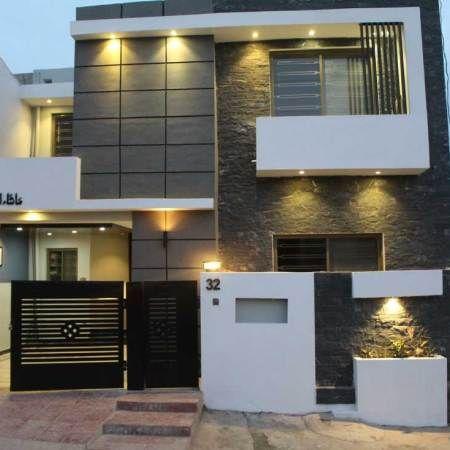Modern house design by midtown homes marla also rh in pinterest