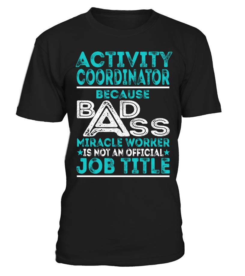 Activity Coordinator