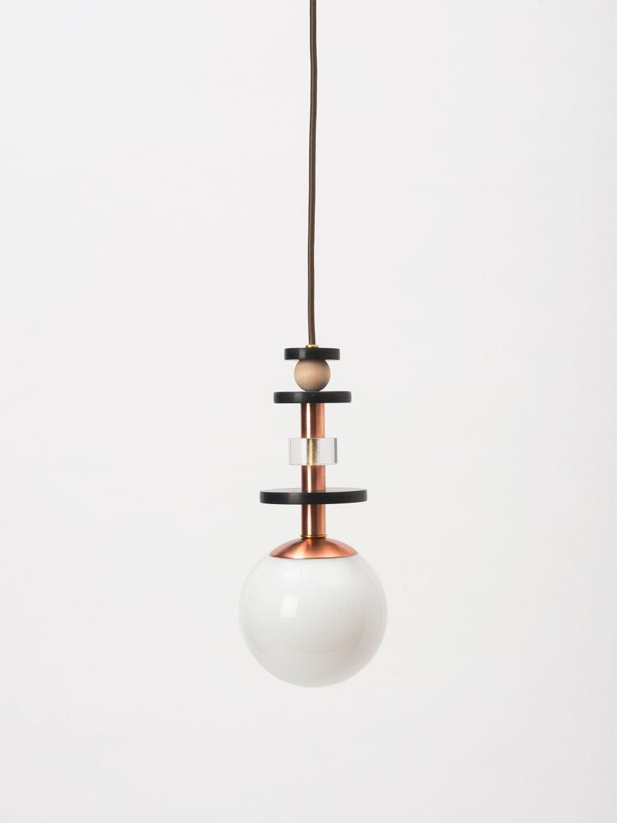 Ladies and Gentlemen - Maru Light - Small Brass - Douglas + Bec