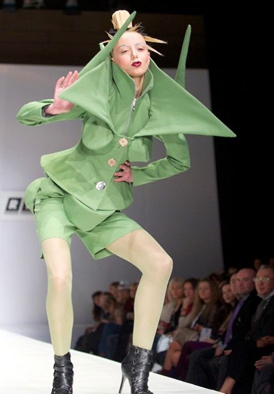 Why Are Runway Clothes So Weird: Pin On Crazy Fashion