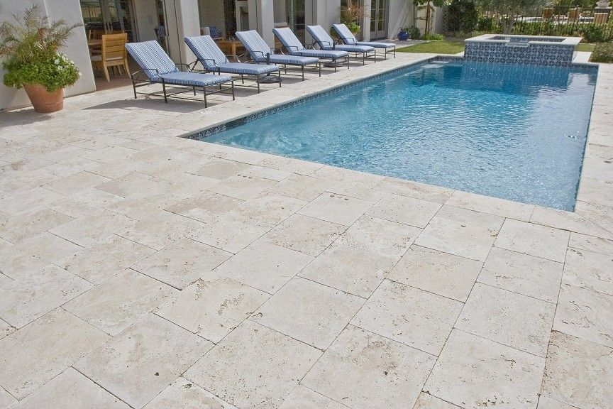 Outdoor Travertine Pavers Home Classic Travertine Pavers