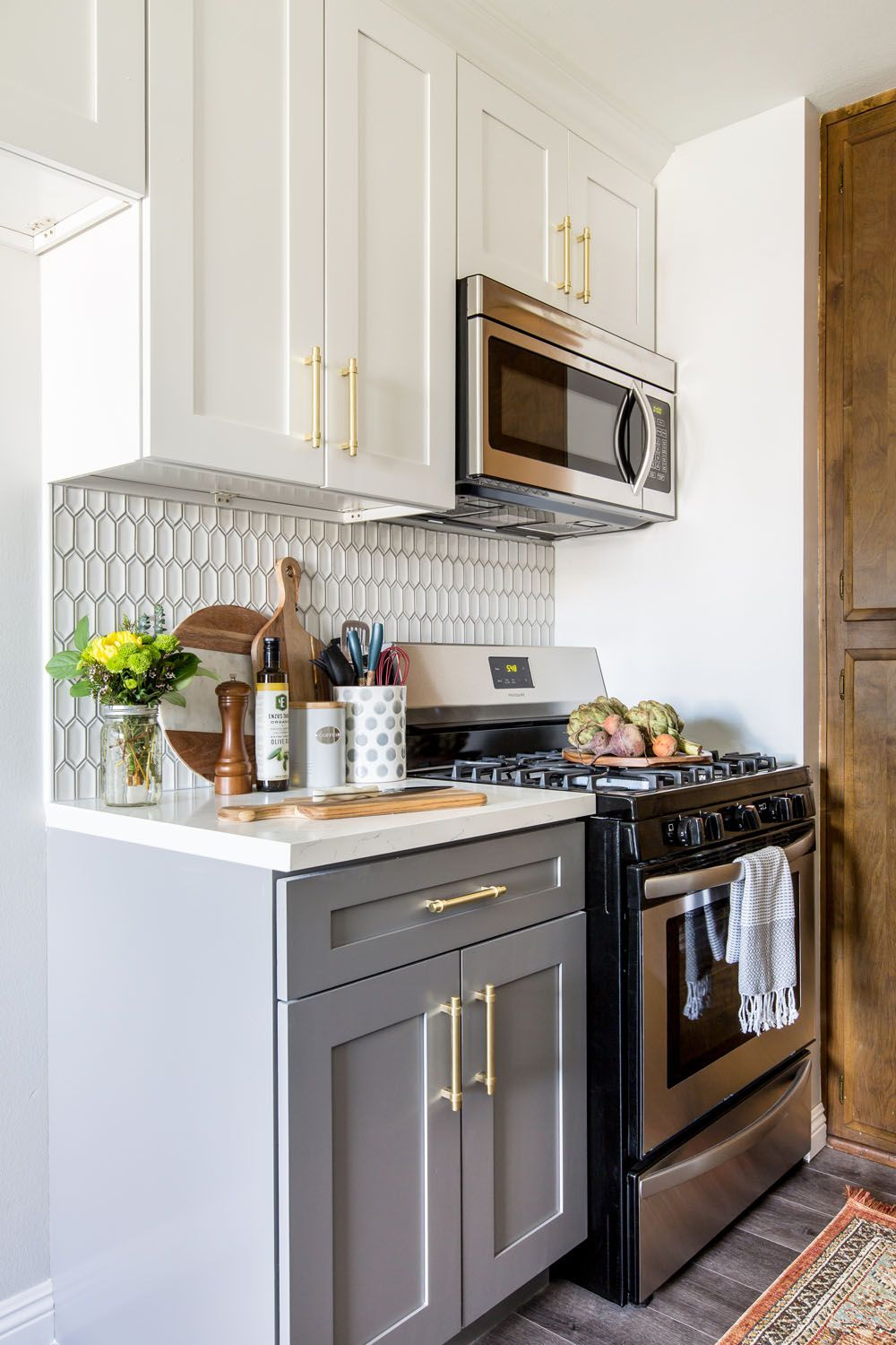Old Meets New In This 1976 California Kitchen Rue Kitchen