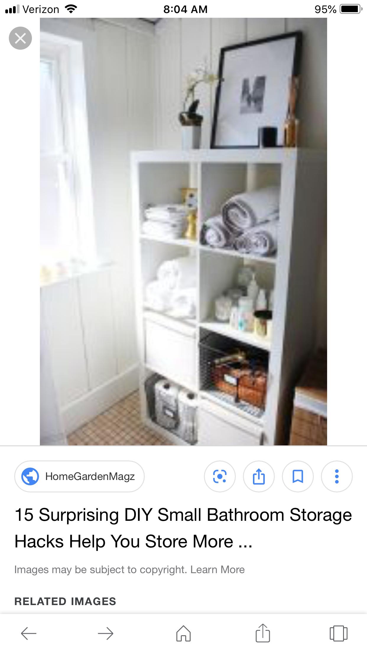 pinlis call on small bathroom's  bathroom storage