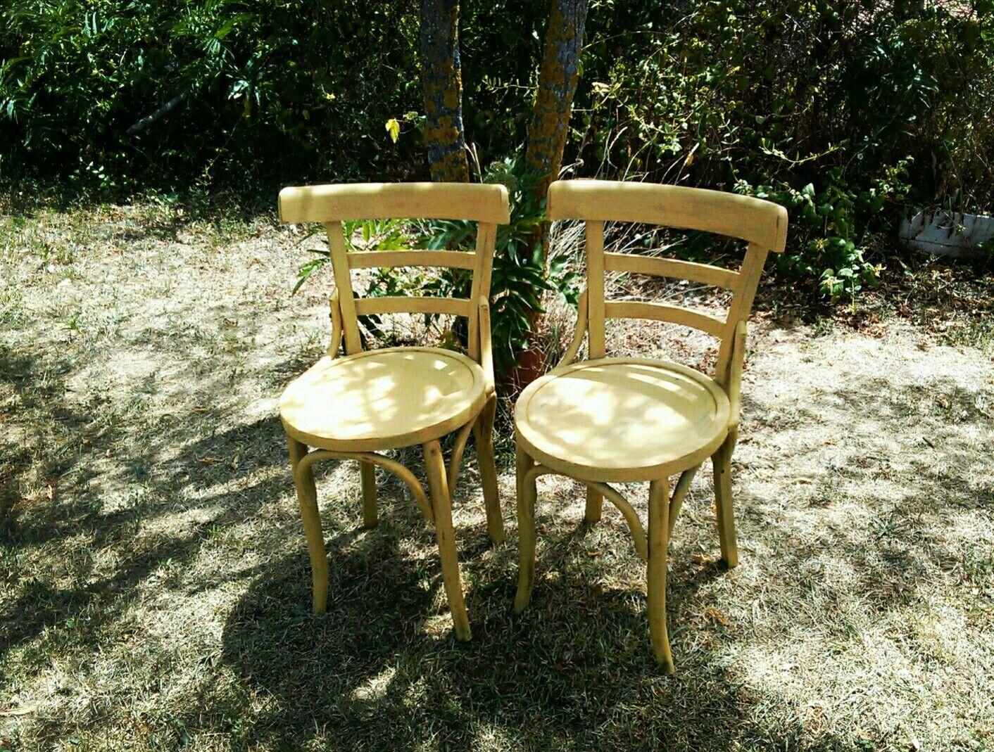 #Pareja#sillas#amarillo#verano#chalkpaint#luz#decoracion#interior#colores#encargo#recuperar#rehabilitar#restaurar#reciclaje#adhoc#personal#unico#vida