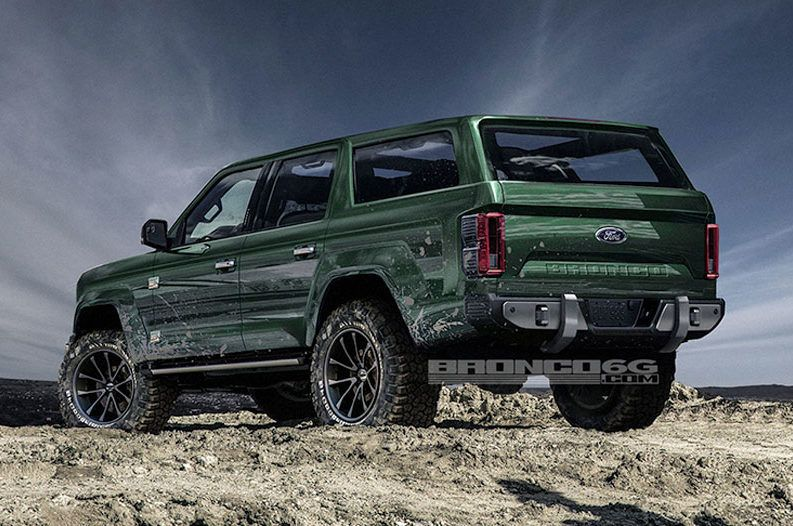 These New Ford Bronco Concepts Are Getting Us Excited For 2020 Ford Bronco Ford Bronco Concept Bronco Concept