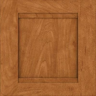 Kraftmaid Sonora 14 5 8 X 14 5 8 In Cabinet Door Sample In Praline Rdcds Hd Snm4 Prm The Home Depot Kraftmaid Cabinet Doors Staining Cabinets