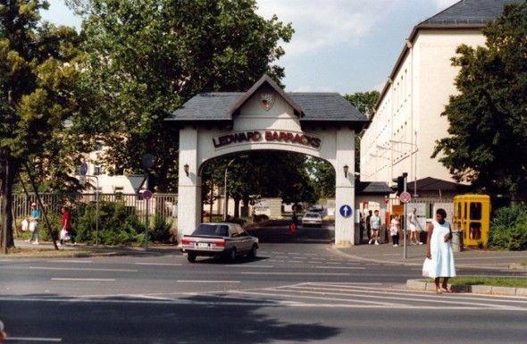 Schweinfurt army base