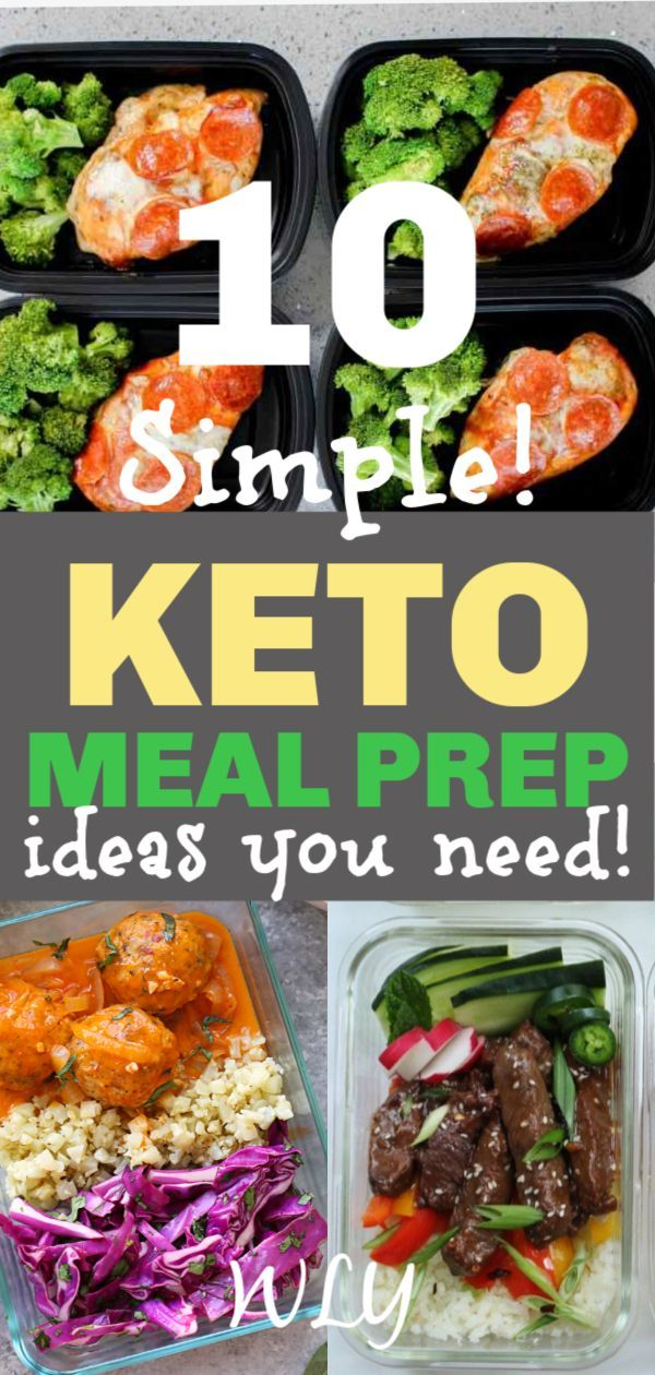30 Low Carb Lunch Ideas You Can Meal Prep images