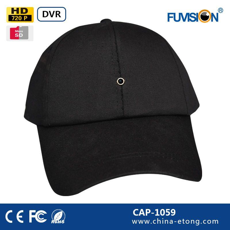 Low Price 720p Hd Video Recording Body Worn Mini Hidden Cap Wearable Camera Mini Spy Camera