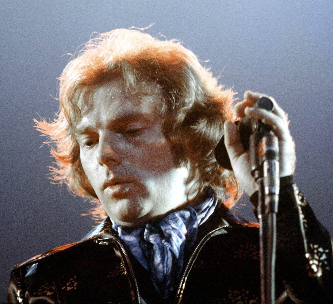 Van Morrison 1972 By Ed Caraeff Van Morrison Rock And Roll Morrison