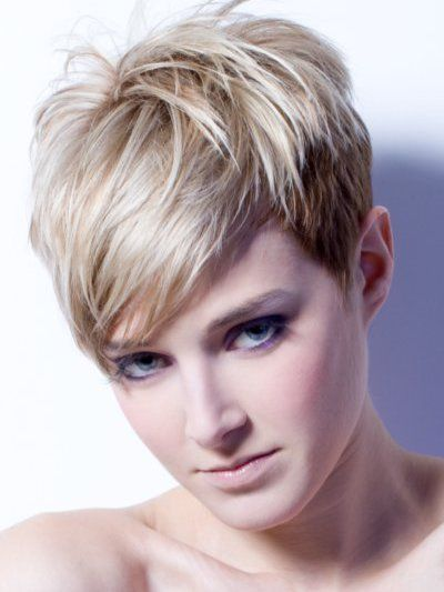 Pixie Cut Frisuren Pinterest Kurze Haare Frisuren Und Frisur
