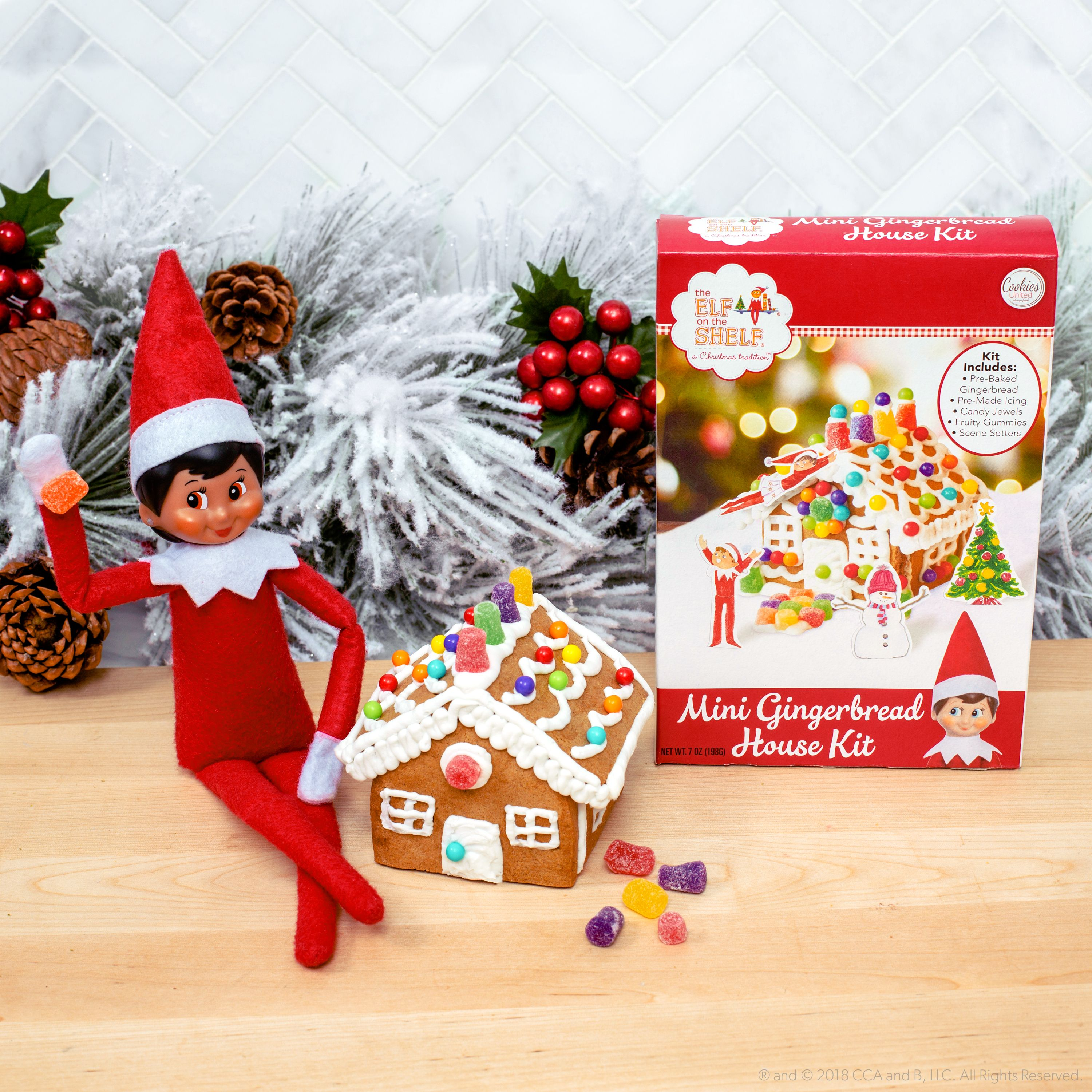 Take A Look At This Mini Gingerbread House Available Only At Cvs