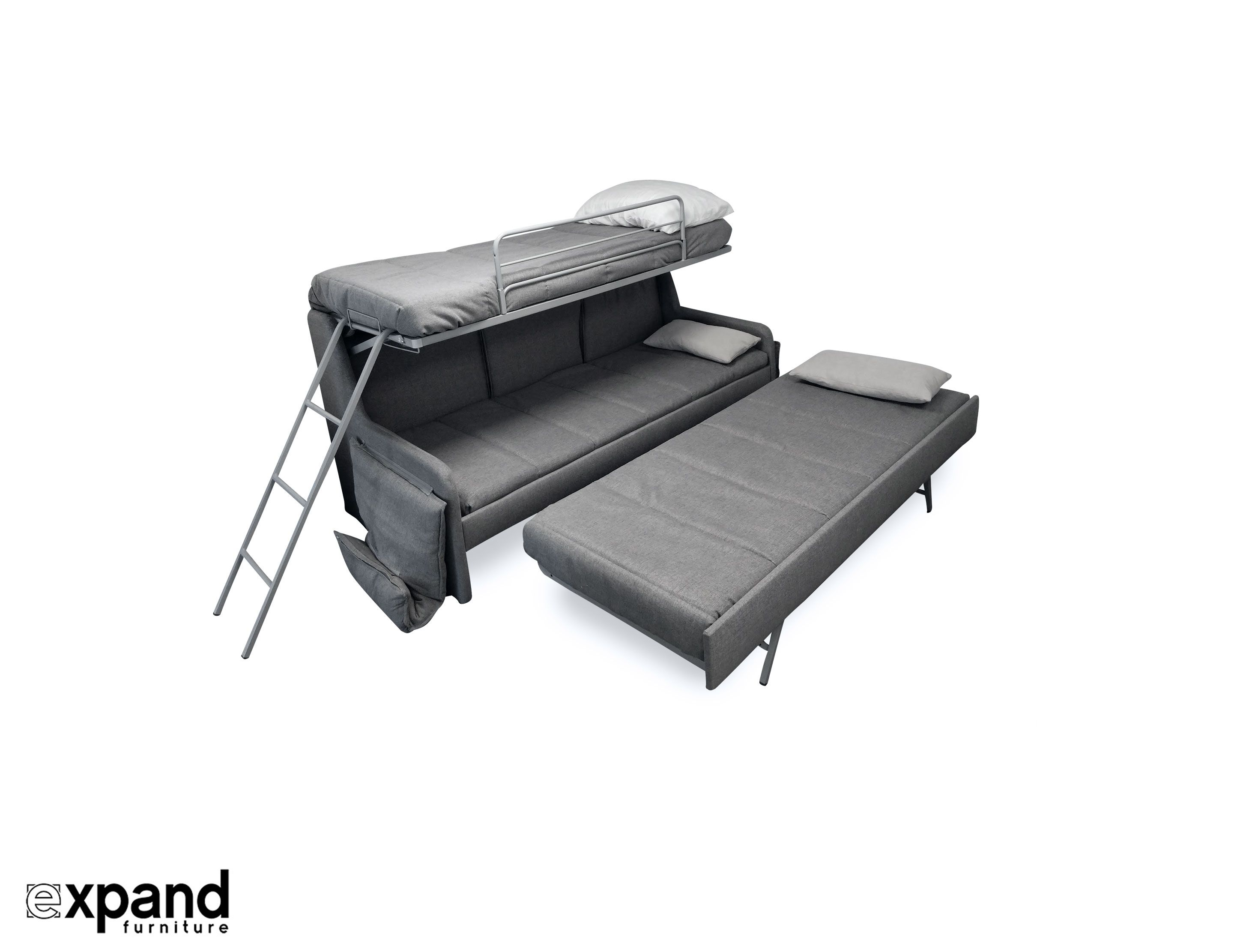 Transforming Sofa Bunk Bed Expand Furniture Modern Sofa Bed - Klappbett Sofa
