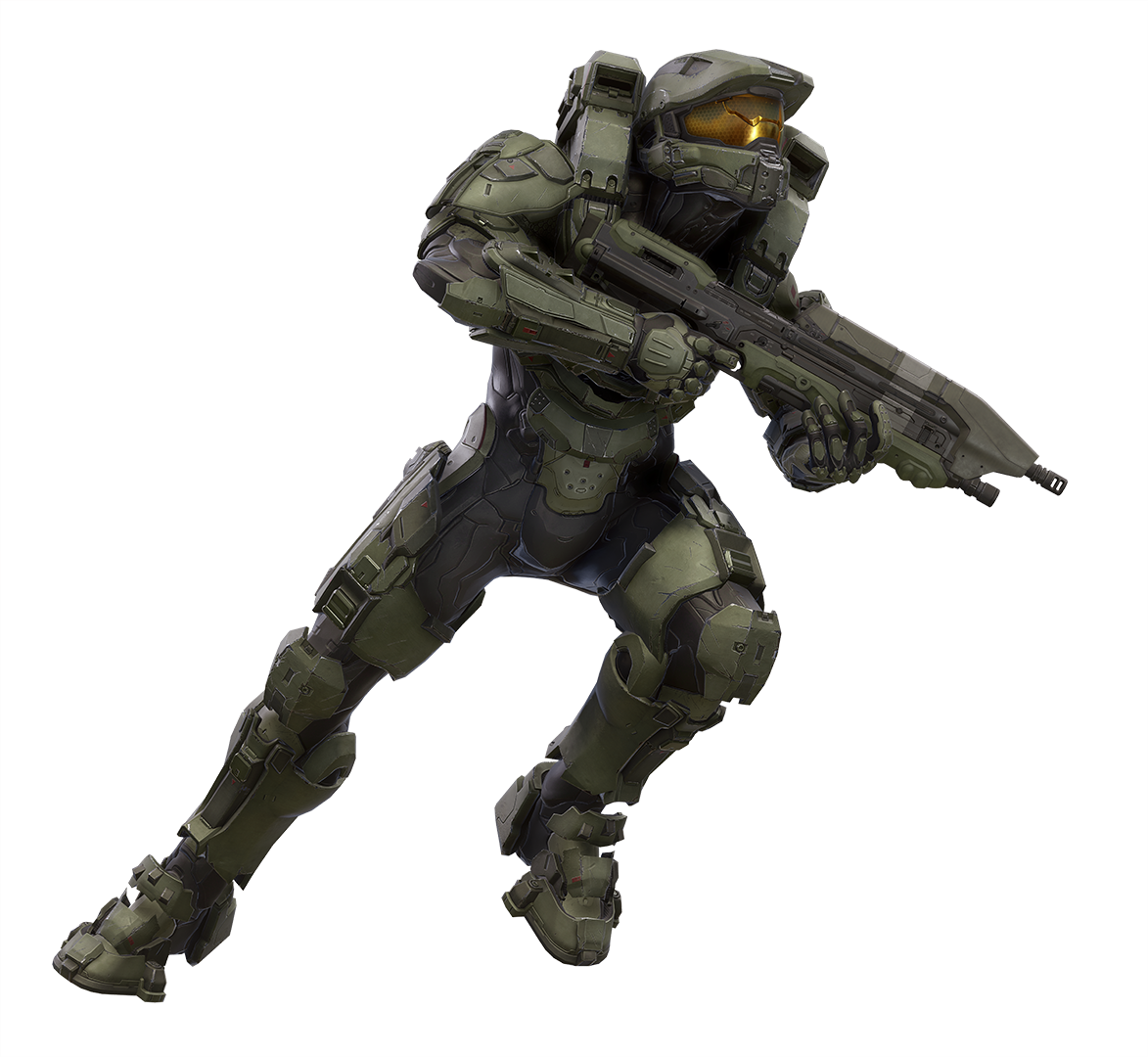Halo 5 Guardians Render - The Master Chief | Halo | Pinterest ...