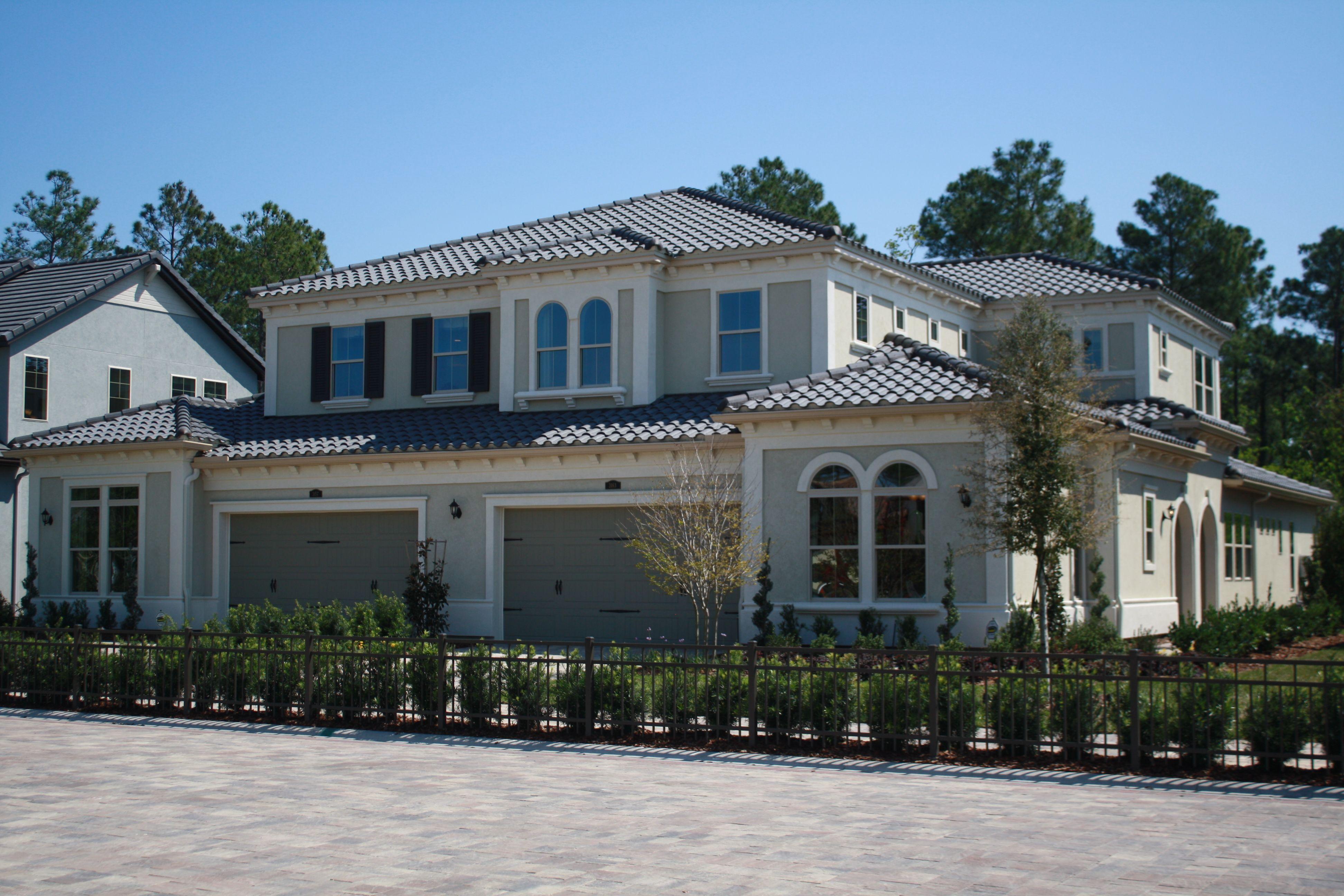 3503 Capistrano Sierra Madre Concrete Roof Tiles Roofing Mediterranean Homes