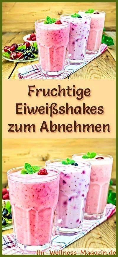 #eiweißshakes #abnehmshakes #inspiration #fruchtige #smoothies #fitness #protein #selber #machen #fo...