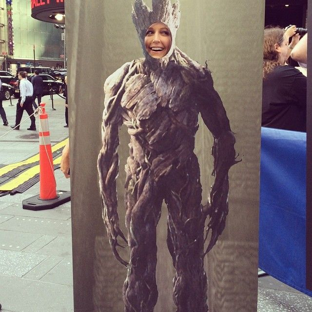 I am Groot. Here Vin Diesel talk about Guardians of the ...