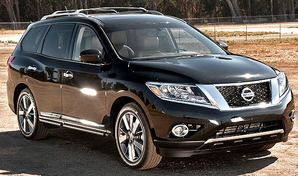 nissan pathfinder sv suv top 10 best family cars of 2013 articles news pinterest. Black Bedroom Furniture Sets. Home Design Ideas