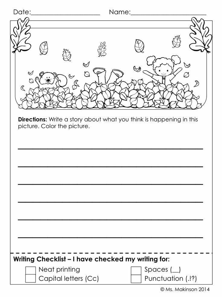 Creative Writing Worksheets Grade 6 : Writing Worksheets