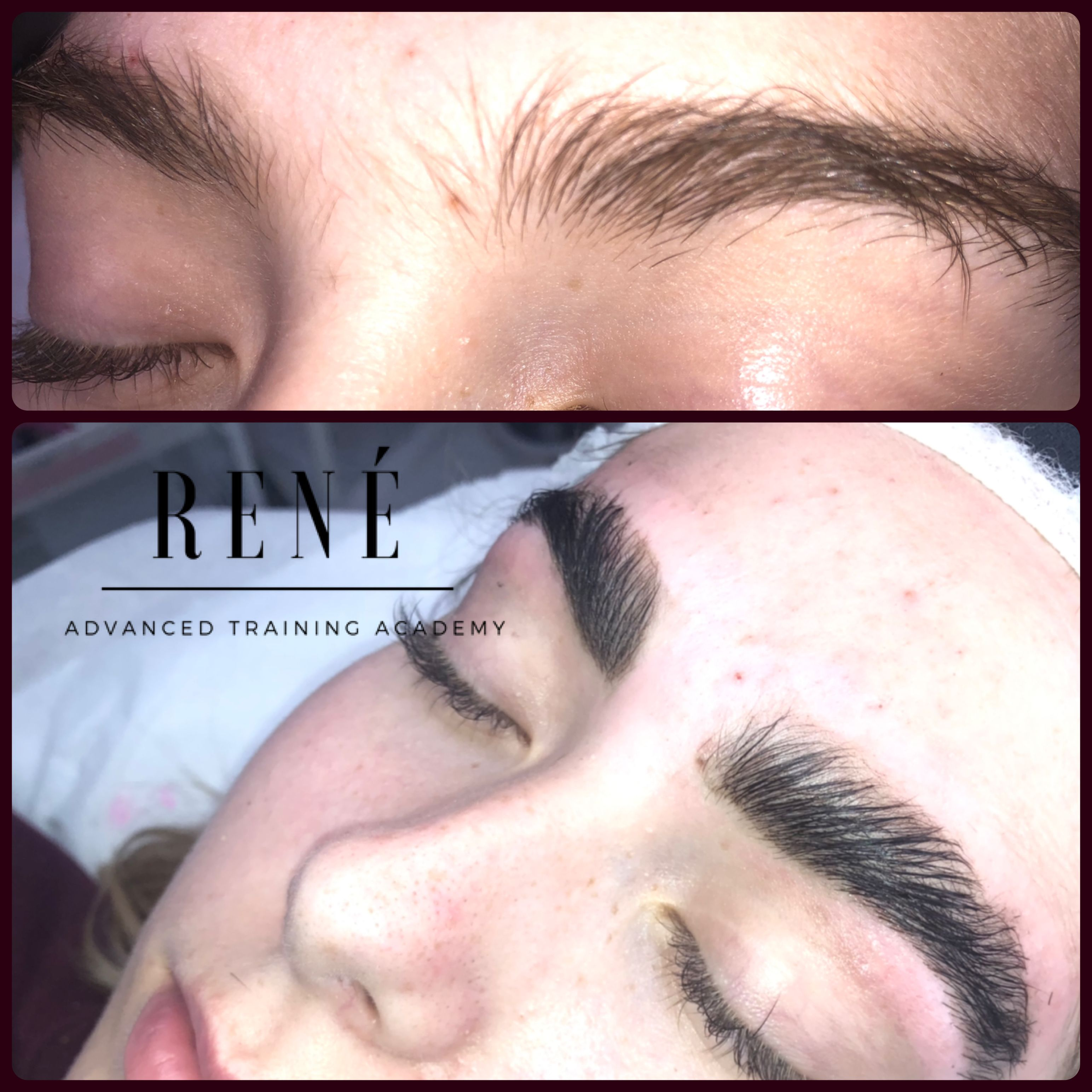 Online Brow Lamination Training Course In 2020 Brows Train