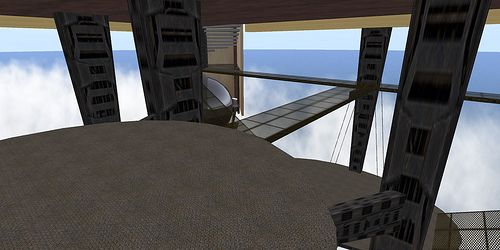 Builds: Sky Fortress 2 by Mootly, via Flickr