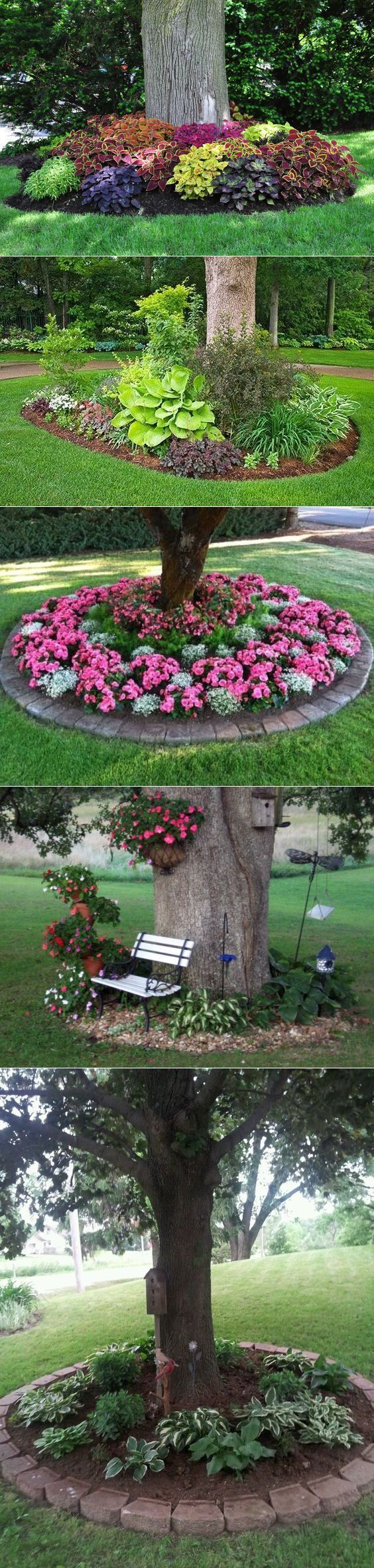 Photo of Simple landscaping and a personal touch with p … – #add #blue #landscapin …