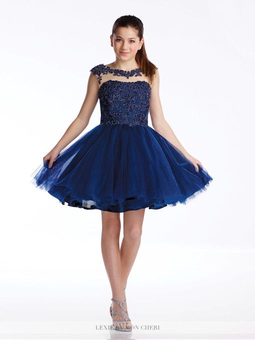 efd581fce Lexie by Mon Cheri | Perfect dress in 2019 | Dresses, Junior party ...