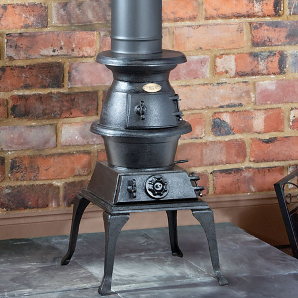 Pot Belly Wood Stove WB Designs - Potbelly Wood Stove WB Designs