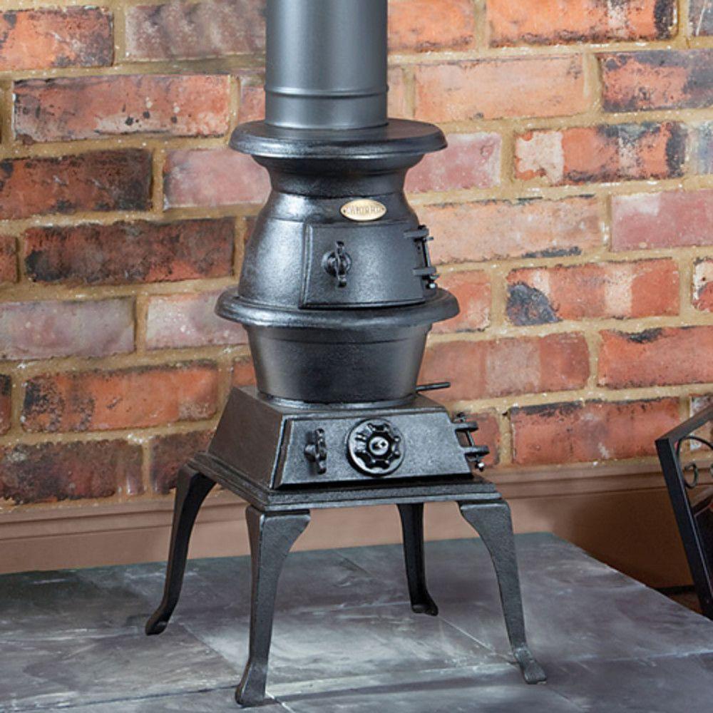 Pot Belly Wood Burning Stove WB Designs - Pot Belly Wood Burning Stove WB Designs