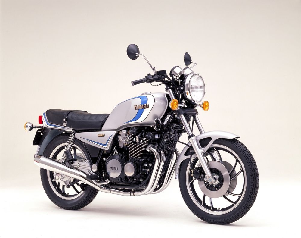 Yamaha Xj900 One Of The Best Bikes 80 S Ever Made Such A Versatile Commuter Tourer In Its Day