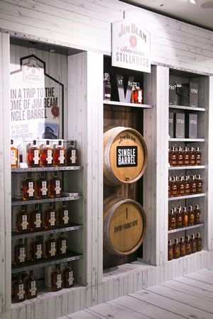 The new ultra-premium bourbon is available for the first time outside the US at the DFS departures store at Auckland Airport for an exclusive two-month period.