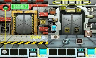 Game Doors Aliens Space Level 41 42 43 44 45 Hint Games Best Games Game App