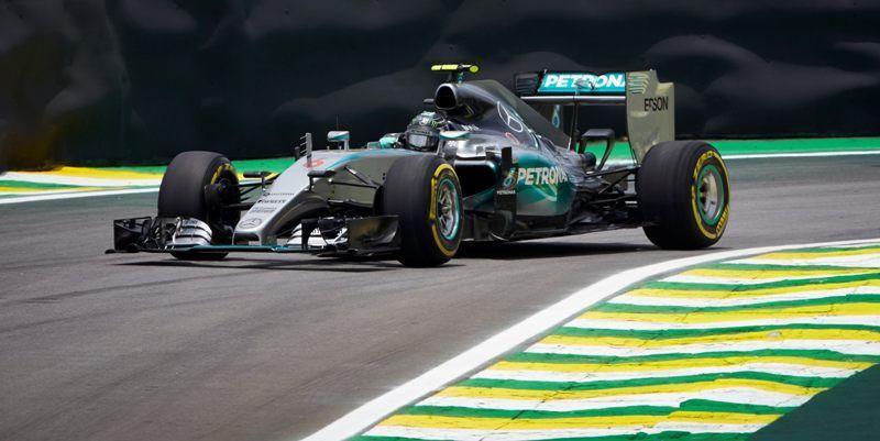 F1   GP Brasile: esulta Rosberg, Ferrari ancora a podio