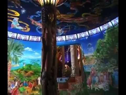 """Damanhur """"The Temples of Humankind""""   1. - 7. august 2016 - Tag med til Damanhur i Italien og oplev Himlen på Jorden i en uge. Vi mediterer i de underjordiske templer, går i spiraler, oplever planternes musik, sover i drømmerum og meget mere - healing for krop, sind og ånd på alle planer."""