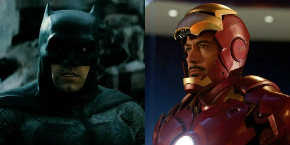 Ironman vs Batman: Here's Who Would Win | Iron man. Superhero. Batman