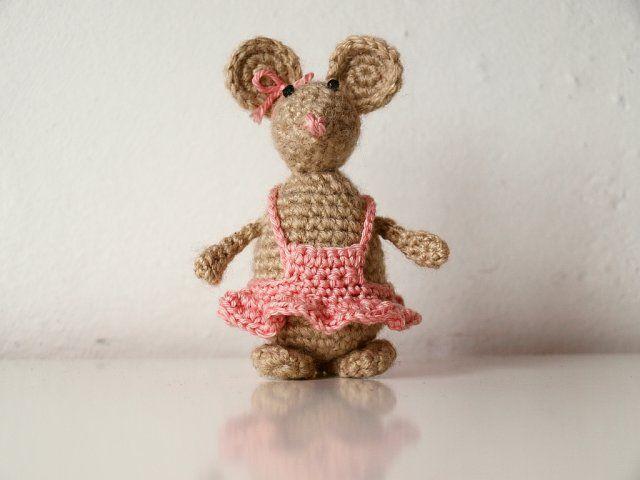 Amigurumi Mouse Myszka