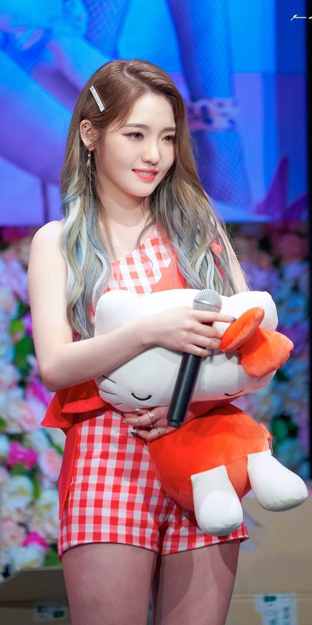 Jisun Kpop Girls Girl Group Female