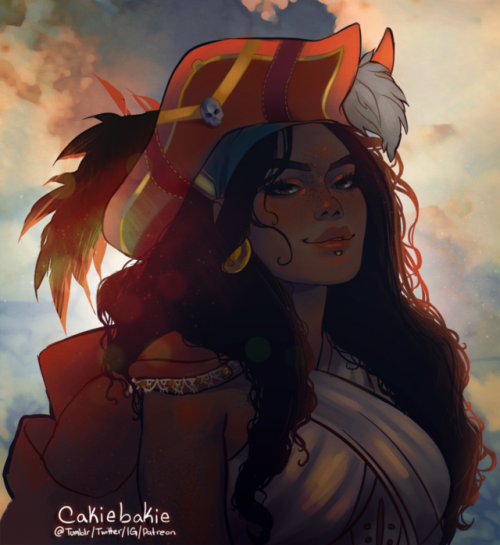 Pin by Camie Heart on Bonny | Pirate art, Dragon age, Dragon age 2