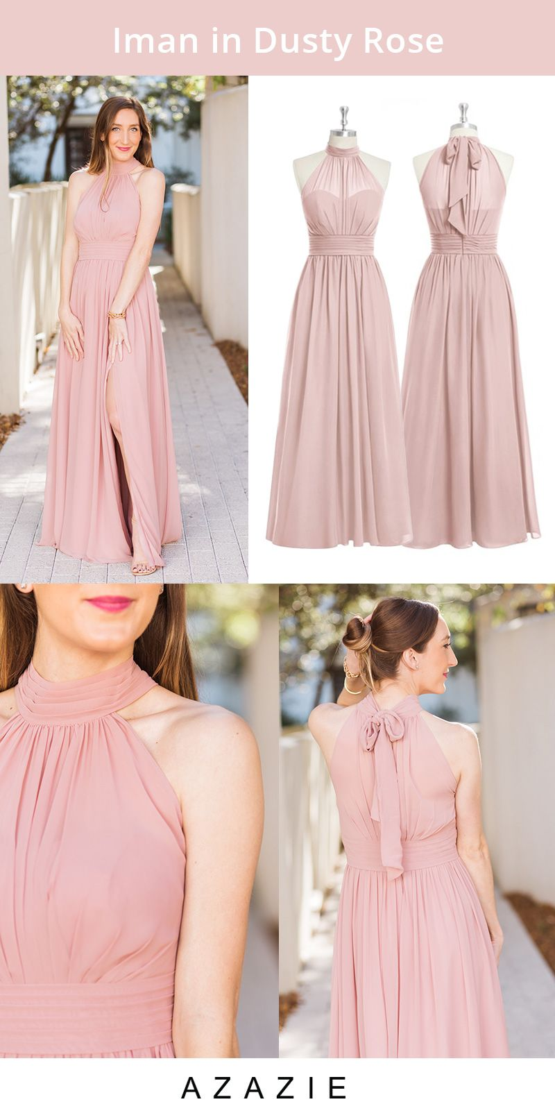 The Iman gown is romantic and elegant! Available in sizes 0-30 and free custom sizing! Every woman deserves their dream dress, that fits right while still being budget friendly!