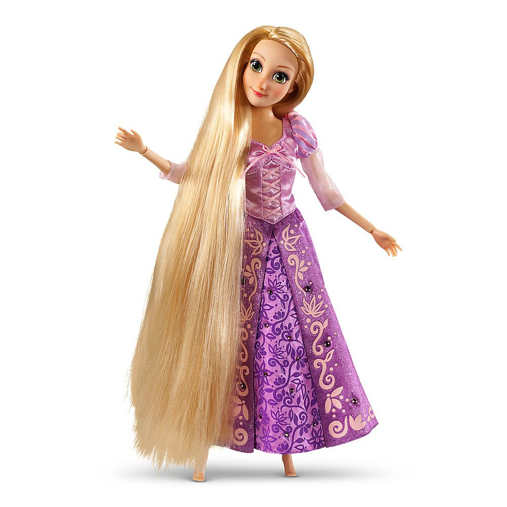 Doll A Rapunzel Cute Rapunzel 12'' Tangle Like Classic Your tqqa5