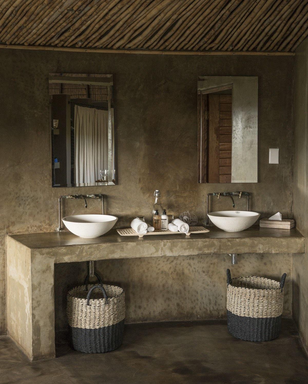 Where To Go On Safari Near Cape Town Gondwana Game Reserve Lodge Design Safari Lodge Interior African Interior Design Bathroom decor south africa