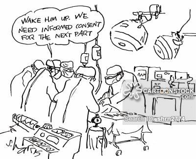 Informed Consent cartoons, Informed Consent cartoon, funny