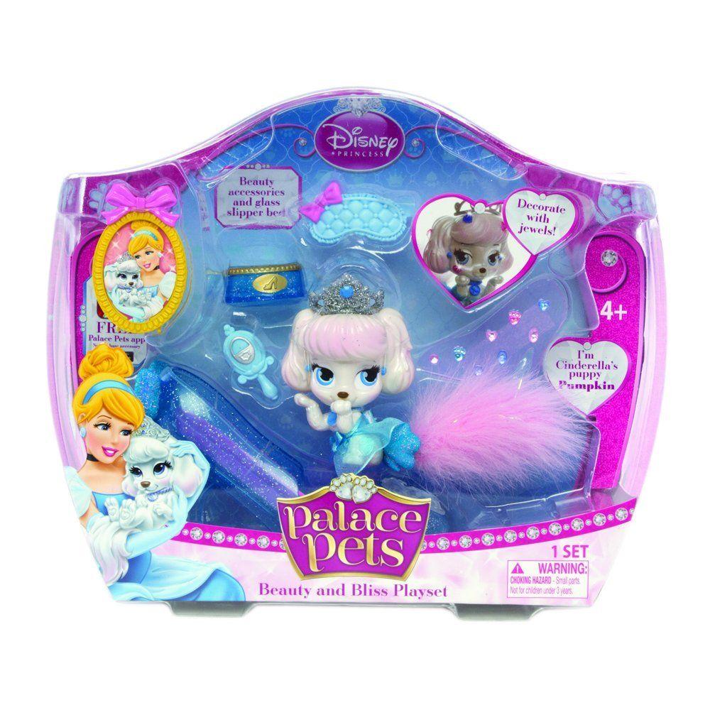 Disney Princess Palace Pets Beauty And Bliss Playset Cinderella