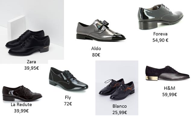 O meu Plano B: Man´s shoes, mais feminino que nunca.