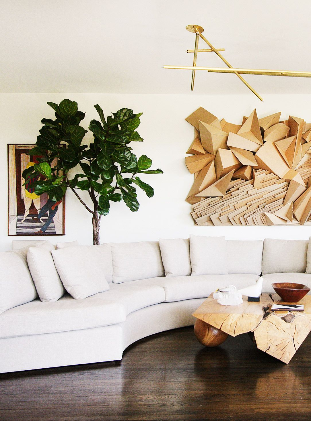 Designer Crush: Cuffhome | Neutral, Living rooms and Modern