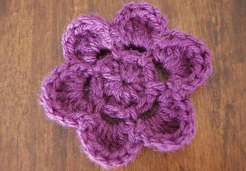 crochet-flower-pattern - Free Crochet Pattern | Crochet Flowers ...