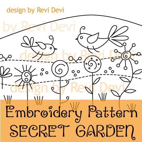 Secret garden 15046 embroidery pattern pdf download whimsical secret garden 15046 embroidery pattern pdf download whimsical design dt1010fo