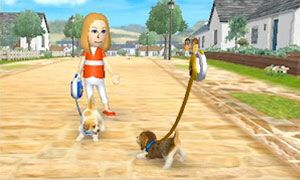 Going Out With Your Pet Nintendogs Cats Puppy Play Cats Pets