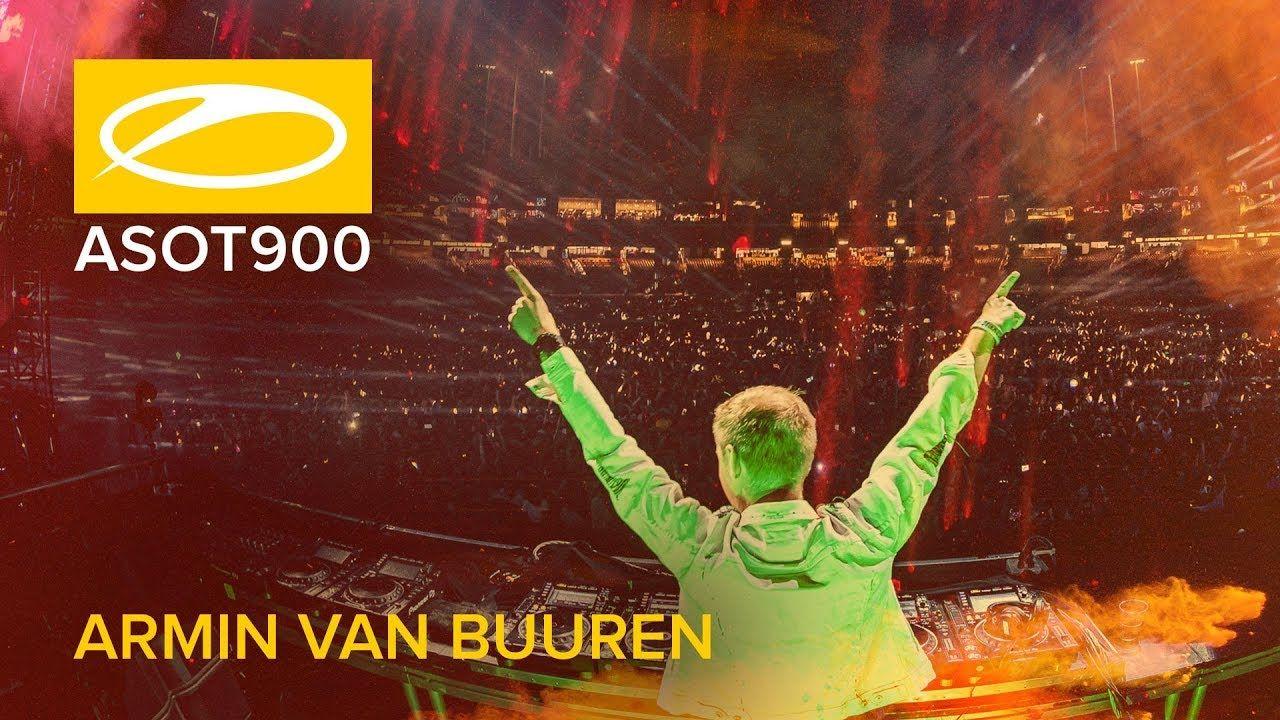 Armin Van Buuren Live At A State Of Trance 900 Bay Area Oakland